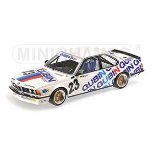 1/18 BMW 635 CSI GUBIN SPORT STRYCEK DPM 1984 ウィナー【155842523】 ミニチャンプス