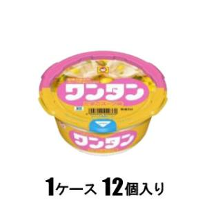 マルちゃん ワンタン たまごスープ味 28g(1ケース12個入) 東洋水産 ワンタンタマゴス-プ28GX12
