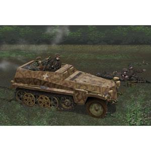 1/35 WW.II ドイツ軍 Sd.Kfz.250/7 アルテ 8cm自走迫撃砲【DR6858】 ドラゴンモデル
