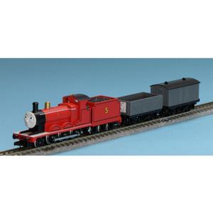 [鉄道模型]トミックス (Nゲージ) 93812 きかんしゃジェームス車両セット(3両)