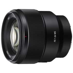SEL85F18 ソニー FE 85mm F1.8 ※Eマウント用レンズ(フルサイズ対応)