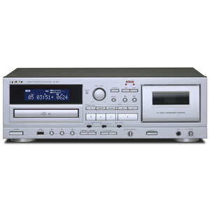 AD-850 ティアック CD+カセットデッキ TEAC