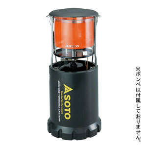 ST-233CS 新富士バーナー 虫の寄りにくいランタン(ケース付) SOTO