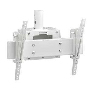 CH-63W ハヤミ 55V型まで対応 テレビ取付金具(ホワイト) HAMILeX(ハミレックス) CHシリーズ