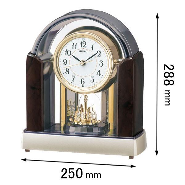 BY238B セイコークロック 置き時計 [BY238B]【返品種別A】