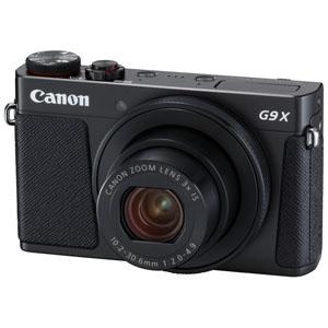 PSG9XMARK2(BK) キヤノン デジタルカメラ「PowerShot G9 X Mark II」(ブラック)
