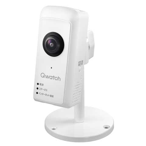 TS-WRFE I/Oデータ 無線LAN対応ネットワークカメラ Qwatch(クウォッチ)