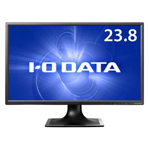 LCD-MF244EDSB I/Oデータ 23.8型ワイド液晶ディスプレイブラック