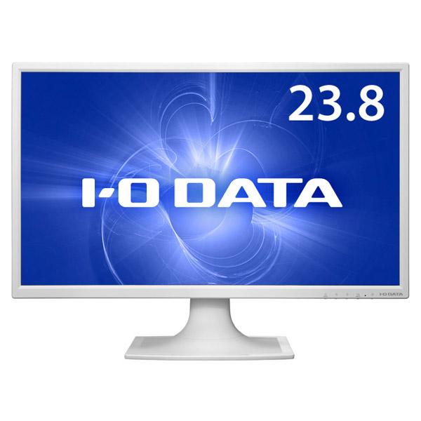 LCD-MF244EDSW I/Oデータ 23.8型ワイド液晶ディスプレイホワイト
