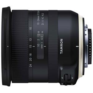 TA10-24DI2VCB023E タムロン 10-24mm F/3.5-4.5 Di II VC HLD(Model:B023)※キヤノンマウント ※Di II シリーズ (APS-Cサイズ用)