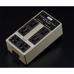 NXP-001V 中村製作所 電源雑音軽減機(壁コンセント直接接続型)【受注生産品】 NS