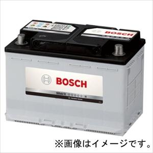 SLX-8B BOSCH 欧州車用バッテリー【他商品との同時購入不可】 Silver X Battery