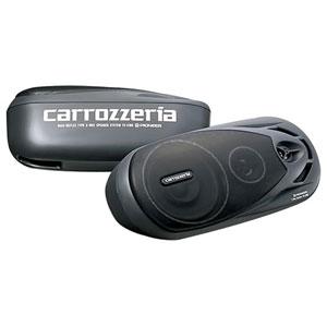 即納 TS-X180 パイオニア 密閉式3ウェイスピーカーシステム カロッツェリア 大特価 2個1組 carrozzeria