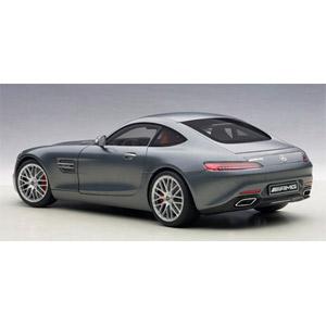 1/18 メルセデス・AMG GT S(マット・グレー)【76312】 オートアート