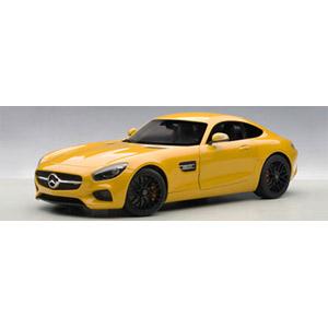 店舗良い 1/18 メルセデス・AMG GT GT S(イエロー) 1/18 オートアート【76314】 オートアート, BKワールド:66441423 --- fabricadecultura.org.br