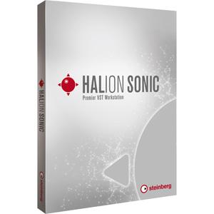 HALION SONIC 3 通常版 スタインバーグ Steinberg HALion Sonic/R