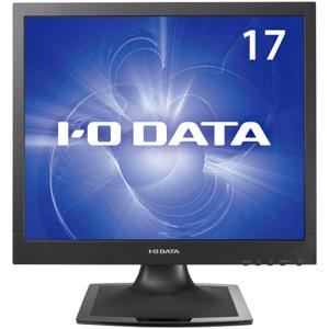 LCD-AD173SESB I/Oデータ 17型スクエア 液晶ディスプレイブラック