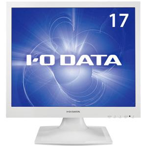 LCD-AD173SESW I/Oデータ 17型スクエア 液晶ディスプレイホワイト