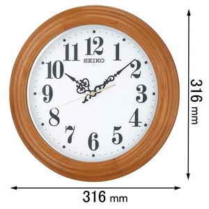 KX228A セイコークロック 電波掛け時計 [KX228A]【返品種別A】