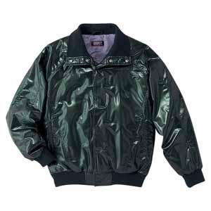 Z-BOG455-4800-LO ゼット 男女兼用グラウンドコート(グリーン・サイズ:L~O) ZETT 野球 グラコン
