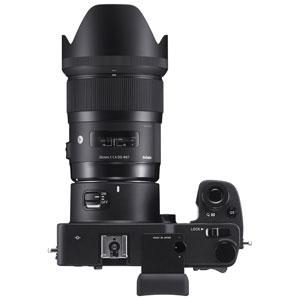 SD QUATTROH&35MMF1.4 シグマ デジタル一眼カメラ「SIGMA sd Quattro H」35mmF1.4 DGキット