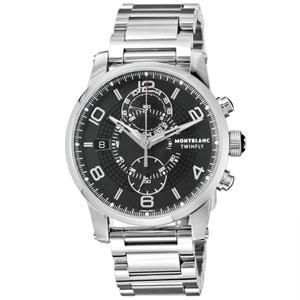 104286 モンブラン Montblanc TIMEWALKER メカニカル【返品種別B】