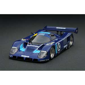 1/43 Courage Nissan R89C (#82) 1990 Le Mans【IG0912】  ignitionモデル [ignition IG0912 Courage Nissan 1990 Le Mans]【返品種別B】