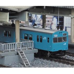 [鉄道模型]グリーンマックス (Nゲージ) (Nゲージ) 1232T JR103系関西形スカイブルー 1232T 4両編成 低運転台車 4両編成 動力付きトータルセット(塗装済みキット), スナガワシ:2ef8a976 --- officewill.xsrv.jp