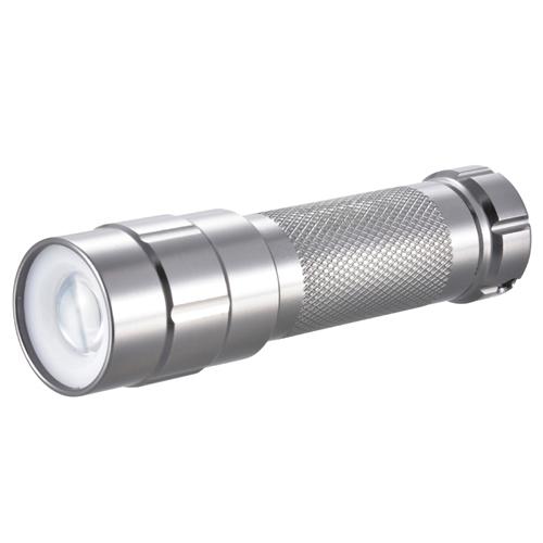 LDA-Y3WZ-S 07-8634 オーム LED懐中電灯 シルバー OHM 60ルーメン セール 特集 LDAY3WZS078634 防水LEDズームライト 無料