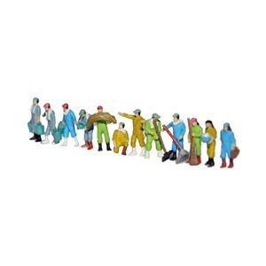 鉄道模型 トミーテック N 牧場の人々 ザ 驚きの価格が実現 人間122 ファッション通販