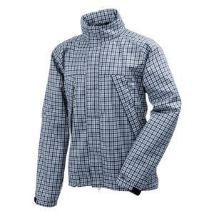KRW-1720B GRY L キャスコ レインジャケット【収納ポーチ付き】Lサイズ(グレー) Kasco