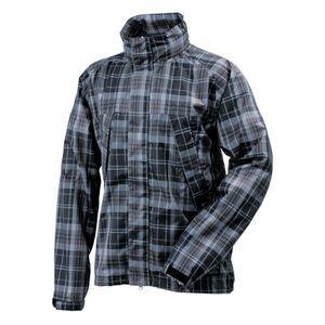 KRW-1720B BLK M キャスコ レインジャケット【収納ポーチ付き】Mサイズ(ブラック) Kasco