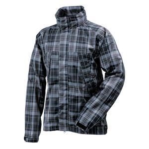 KRW-1720B BLK L キャスコ レインジャケット【収納ポーチ付き】Lサイズ(ブラック) Kasco