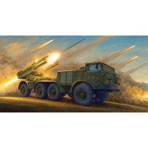 1/35 ソビエト軍 BM-27 多連装ロケットランチャー