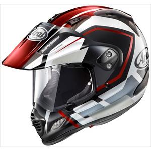 TOUR CROSS 3 DETOUR-RD-L ARAI オフロードヘルメット カラーリング(レッド)[59~60cm] TOUR CROSS 3 DETOUR