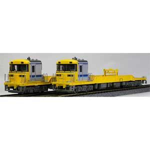 [鉄道模型]ワールド工芸 (HO) 16番 プラシリーズ JR東海 キヤ97系 定尺レール運搬車 2輌セット 組立キット