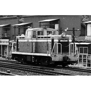[鉄道模型]ワールド工芸 (HO)16番 国鉄 DD13形 ディーゼル機関車 ヘッドライト1灯タイプ 1次車 組立キット