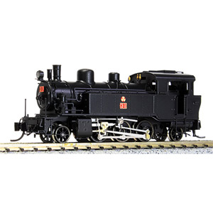 [鉄道模型]ワールド工芸 (N) 貝島炭鉱専用鉄道 コッペル31号機 蒸気機関車 塗装済完成品【特別企画品】