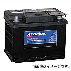 LN4 ACデルコ 欧州車用バッテリー PremiumEN【他商品との同時購入不可】 メンテナンスフリータイプ