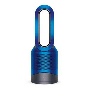 HP03IB ダイソン 空気清浄・送風機能付ファンヒーター(リモコン付 アイアン / ブルー) 【送風・温風兼用】dyson Pure Hot+Cool link