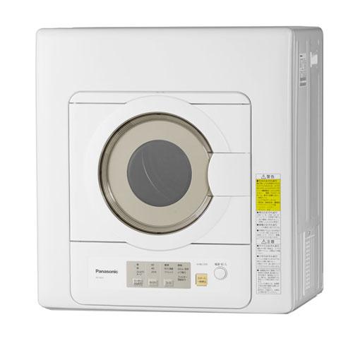 NH-D603-W パナソニック 6.0kg 衣類乾燥機 Panasonic