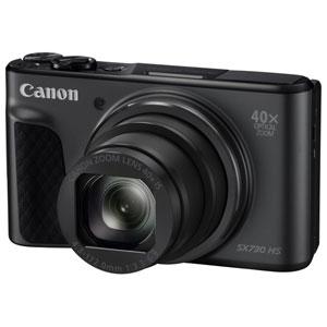 PSSX730HS(BK) キヤノン デジタルカメラ「PowerShot SX730 HS」(ブラック)