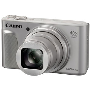 PSSX730HS(SL) キヤノン デジタルカメラ「PowerShot SX730 HS」(シルバー)