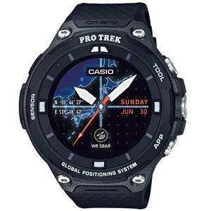 WSD-F20-BK カシオ Smart Outdoor Watch PROTREK Smart スマート アウトドア ウォッチ プロトレックスマート [WSDF20BK]【返品種別B】