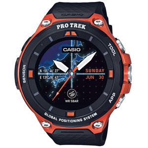 WSD-F20-RG カシオ 【国内正規品】Smart Outdoor Watch PROTREK Smart スマート アウトドア ウォッチ プロトレックスマート [WSDF20RG]【返品種別B】