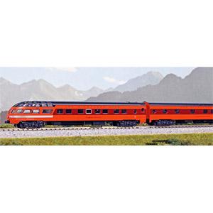 [鉄道模型]カトー (Nゲージ) 10-753-2 ミルウォーキーロード(オリンピアン・ハイアワッサ) 9両セット