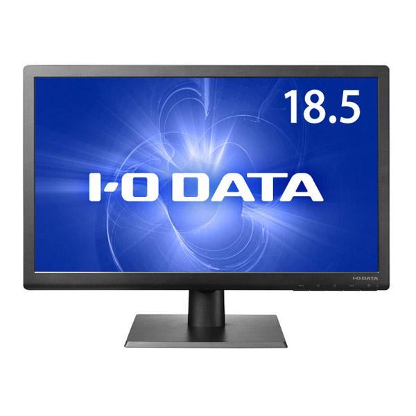 LCD-AD194ESB I/Oデータ 18.5型ワイド液晶ディスプレイブラック