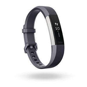FB408SGYL-CJK フィットビット ウェアラブル活動量計・睡眠計・心拍計(ブルーグレー/Lサイズ) Fitbit Alta HR [FB408SGYLCJK]【返品種別A】