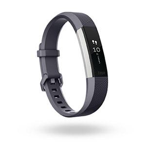 FB408SGYS-CJK フィットビット ウェアラブル活動量計・睡眠計・心拍計(ブルーグレー/Sサイズ) Fitbit Alta HR [FB408SGYSCJK]【返品種別A】