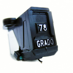 78C-MONO グラド MI(MM)型カートリッジ78シリーズ78回転用モノラル針 GRADO
